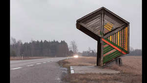 محطات الحافلات..ثمرة الجنون والإبداع في الاتحاد السوفياتي