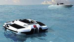 غواصات شخصية وسفن تسير على اليابسة.. أحدث وأغرب الألعاب المائية في معرض موناكو لليخوت