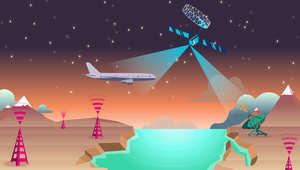 هل هذا أسرع إنترنت على متن الرحلات الجوية؟
