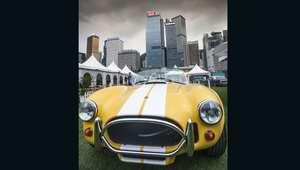 100 سيارة فاخرة تجتمع في أكبر حدث للسيارات الكلاسيكية في آسيا