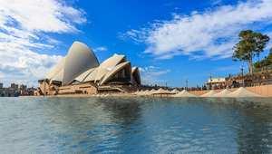 هكذا ستبدو مدن العالم إذا ارتفع معدل الحرارة العالمي درجتين فقط!