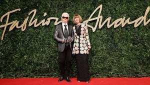 أشهر المصممين العالميين يتكرمون في جوائز الأزياء البريطانية