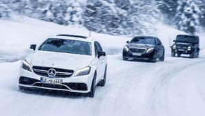 عندما تجتمع الفخامة بالمغامرة القصوى... عشر تجارب قيادة على الجليد لعشاق السيارات