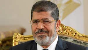 """مرسي برسالة """"مسربة"""" للمصريين: أخطأت وأصبت ولكني لم أخنكم وهذه مسرحية لتنصيب قائد الانقلاب"""