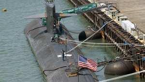 غواصة تابعة للبحرية الأمريكية