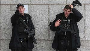 شرطة بيرمينغهام ببريطانيا: تلقينا تهديدات جدية من مصادر مجهولة ضد عناصرنا
