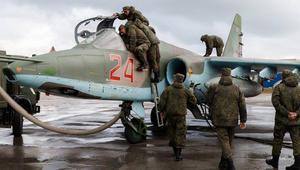 البنتاغون: روسيا لم تنفذ أي غارات في سوريا الأسبوع الماضي.. وسحبت أغلب مقاتلاتها إن لم يكن كلها