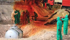 ليبيا تعلن تخلصها من كامل الترسانة الكيماوية