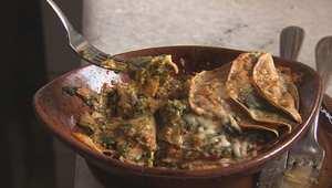 طبق اللازانيا
