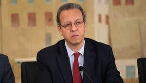مبعوث الأمين العام للأمم المتحدة إلى اليمن جمال بن عمر