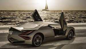 """شاهدوا """"إليبريا""""... أول سيارة رياضية مصنوعة بشكل كامل في قطر"""