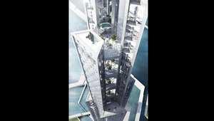 هل سينتزع هذا البرج في طوكيو الرقم القياسي من برج خليفة وبرج المملكة؟