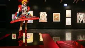 شاهد أجمل الفنون المستوحاة من أيقونة الإثارة والأنوثة مارلين مونرو