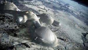 هل سنشهد بناء قرية على القمر قريباً؟
