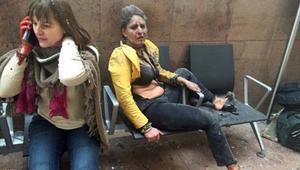 بعد انتشار صورتها ضمن ضحايا تفجيرات المطار ببروكسل.. من هي الفتاة بالسترة الصفراء؟