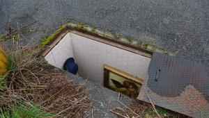 هل تتحول فتحات الصرف الصحي إلى غرف للإقامة تحت الأرض؟
