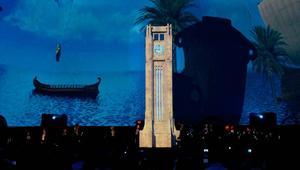 """بيروت """"تحكي"""" روايتها داخل أكبر قبة في الشرق الأوسط"""