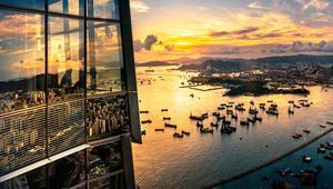 جزر وجبال ومطاعم شعبية... هونغ كونغ كما لم ترها من قبل