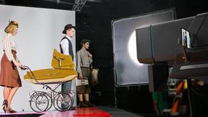 """كاميرات """"Lytro"""" أو """"ليترو"""" قد تغير من طريقة صنع الأفلام السينمائية"""