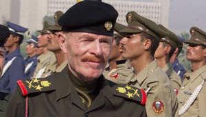 التلفزيون العراقي: مقتل عزة الدوري نائب صدام حسين بعملية في حمرين