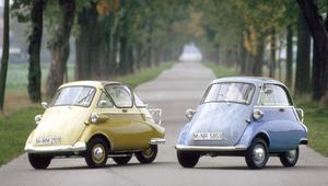 حجم صغير بأناقة كبيرة... شاهدوا أصغر السيارات في العالم