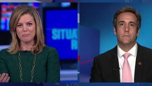 تبادل لفظي بين مراسلة CNN ومحامي ترامب