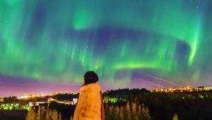 أيسلندا تغوص في الظلام للاحتفال بأضواء الشمال