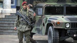 تونس: مقتل 4 عسكريين بانفجار لغم بجبال ورغة