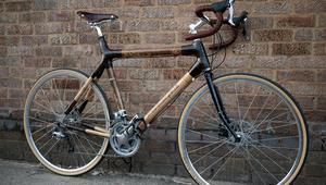 الآن.. اصنع دراجتك الهوائية بنفسك من الخيزران!