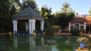 سر فرنسي راقٍ تخفيه مدينة مراكش المغربية