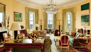 اختلس النظر داخل سكن عائلة أوباما بالبيت الأبيض