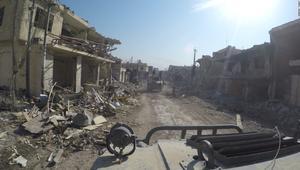 الموصل: جولة داخل منطقة الحرب