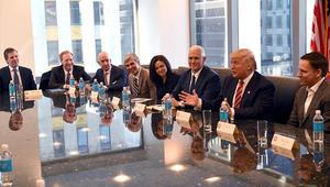 دونالد ترامب يؤسس مجلساً للتكنولوجيا