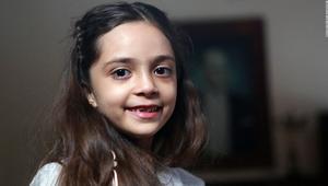 طفلة سورية تعرض صداقتها على ترامب