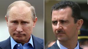 بوتين: روسيا تحمي سوريا وليس الأسد