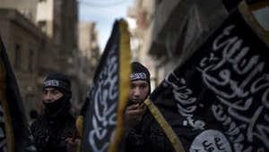"""بتسجيل منسوب له.. الجولاني زعيم النصرة يرد على """"خلافة"""" داعش ويعلن إنشاء إمارة في الشام.. """"لن نسمح لأحد بقطف ثمار جهادنا"""""""
