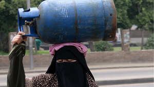 أزمة الغاز في مصر