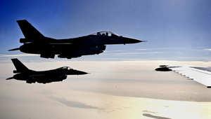 طائرات F-16 هولندية تقود قاذفتي قنابل روسيتين اخترقتا مجالها الجوي
