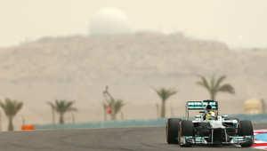 سباقات الفورمولا بالبحرين ليلا لأول مرة بالتاريخ