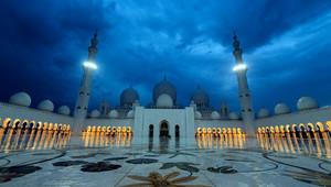 مسجد الشيخ زايد في أبوظبي