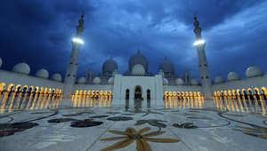 مسجد الشيخ زايد..الثاني من بين أفضل المعالم الرائدة في العالم