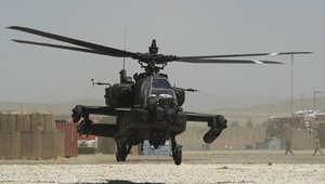 مسؤول أمريكي يبين لـCNN سبب استخدام مروحيات الأباتشي الهجومية بمهام لضرب داعش بالفلوجة
