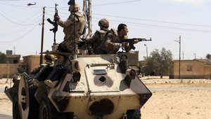 الأهرام: حصيلة قتلى أحداث سيناء الجمعة هو 31 جنديا بعد قتل 3 في بالعريش بحادث منفصل