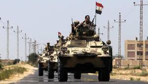 """مصر.. 20 قتيلاً في تفجيرات استهدفت مواقع للجيش بشمال سيناء تبنتها جماعة """"بيت المقدس"""""""
