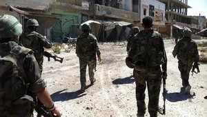 """سوريا: دمرنا آليات تحمل """"إرهابيين"""" قادمة من الحدود الأردنية"""