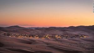 أجمل فنادق الصحراء من المغرب إلى أبوظبي وأمريكا
