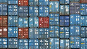 حاويات السفن التجارية تتحول لقطع فنية جميلة