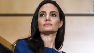 خطاب للمثلة أنجلينا جولي أمام الأمم المتحدة