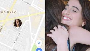 """""""غوغل"""" تضيف خاصية تتبع الأصدقاء بتطبيق الخرائط"""
