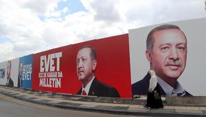 استطلاع لآراء المواطنين الأتراك حول الاستفتاء